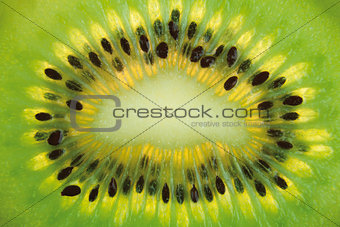 kiwi fruit background