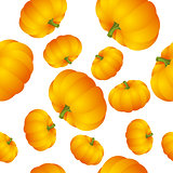 pumpkins seamless