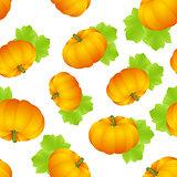 pumpkins seamless
