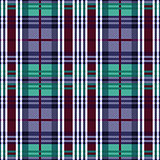 Rectangular seamless pattern in cool hues