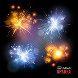 Vector Sparks