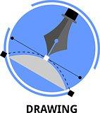 vector - drawing