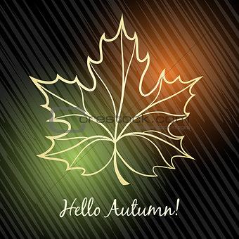 Autumn Theme.