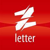Abstract vector logo creative letter Z