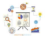 Analytics process
