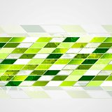 Abstract vector tech geometric background