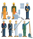seven craftsmen