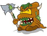 Garbage Monster