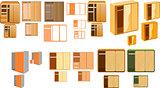many closets