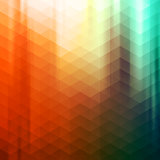 Colorful Abstract Geometric Vector Background.