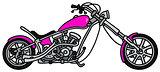 Violet chopper