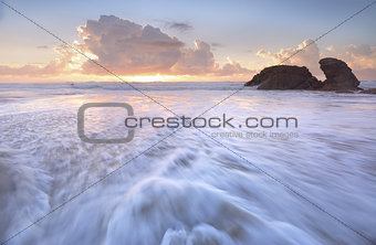 Tidal Flows at Lighthouse Beach Port Macquarie