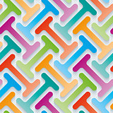 Multicolor 3d wallpaper.