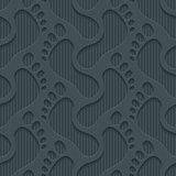 Footprints 3d seamless wallpaper.