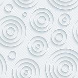Light gray circles walpaper.