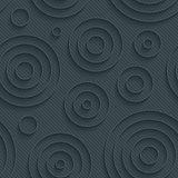 Dark circles walpaper.
