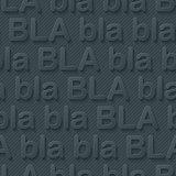 Bla-bla-bla walpaper.