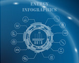 Energy Infographic Template
