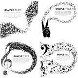Set of Musical Design