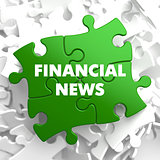 Financial News on Green Puzzle.