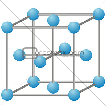 Molecule of iron