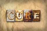 Cure Concept Rusted Metal Type
