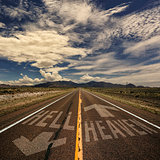 Two Way Road to Heaven and Hell
