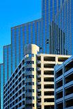 Luxurious apartment building