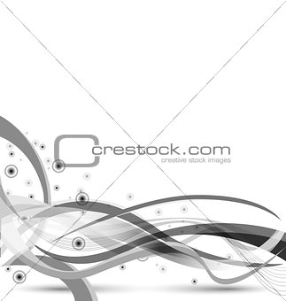gray vector background
