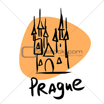 Prague the capital of Czech Republic
