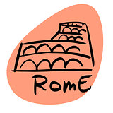 Rome the capital of Italy