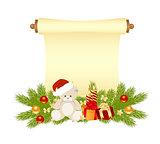 manuscript christmas