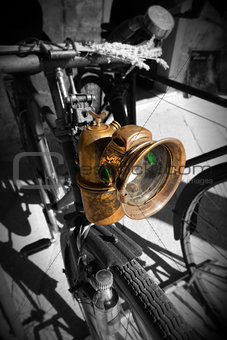 Old Italian Bike
