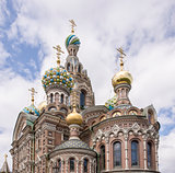 Church of the Resurrection (Savior on Spilled Blood) .1883-1907.