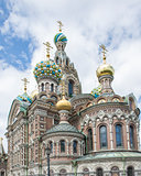 Church of the Resurrection (Savior on Spilled Blood) . St. Peter