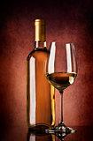 Semi-dry wine