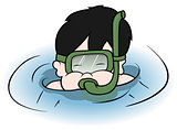 Boy Diver