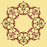 fourty one series designed from the ottoman pattern
