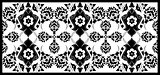 thirty four series designed from the ottoman pattern