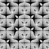 Design seamless geometric pattern