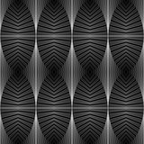 Design seamless ellipse geometric pattern