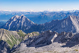 Landscape Zugspitze