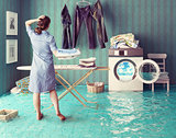 housework dreams.