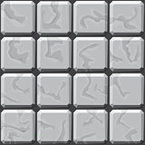 stone tiles seamless pattern