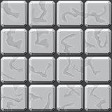 stone tiles seamless pattern