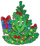 Christmas tree topic image 1