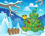 Christmas tree topic image 6