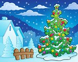 Christmas tree topic image 8
