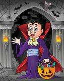 Halloween vampire theme image 7