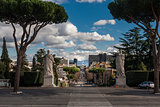 Beautiful city of Rome